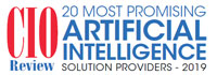 Top 20 Artificial Intelligence Solution Companies - 2019