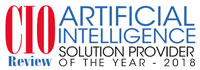 Top 20 Artificial Intelligence Solution Companies - 2018